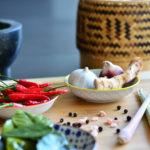 Rote Currypaste –  Nam Prik Gaeng Ped
