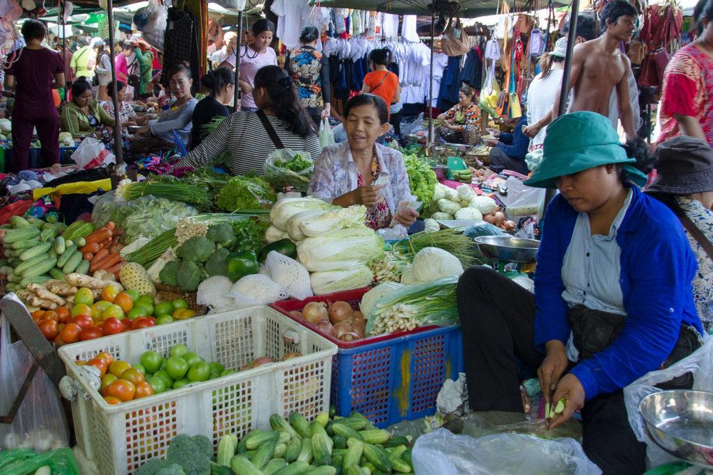 Asiens Märkte