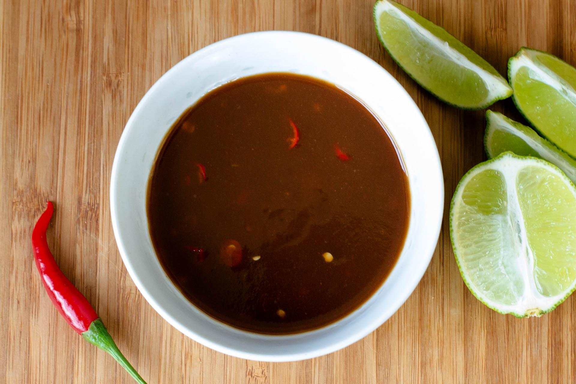 Vegane Pad Thai Sauce