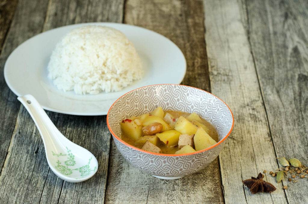 Massaman Curry – Kaeng Masaman